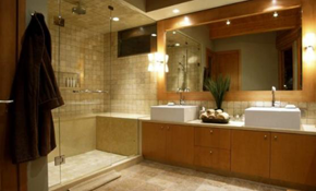 Renovations - bathrooms, & kitchens completed professionally.